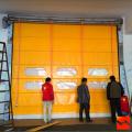 Stacked High Speed Rolling Door/Rapid Roller Shutter Door