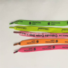 New Fashion Silk Screen Printing Shoelace