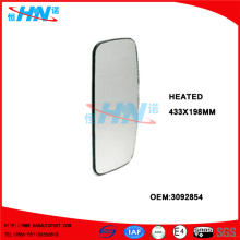 Rectangle Mirror Glass 3092854 Volvo Truck Parts Body