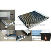 Flachbildschirm Solar Warmwasser