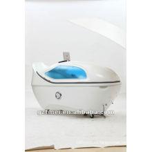Profesional spa equipo vichy baño ozono cápsula