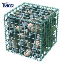 1*1*1м 1*1*0.5 м сварного типа гальванизированное gabion камень клетка для DIY сад стены