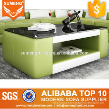 SUMENG china luxe nouvelles tables basses vertes