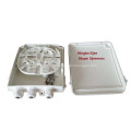 Outdoor 8 Ports Fiber Optic Splitter Distribution Box