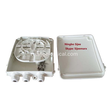 Outdoor 8 Ports Fiber Optic Splitter Distribution Box