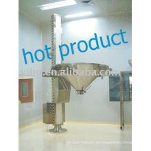 Máquina de elevación de la tolva de lecho fluido utilizada en colorantes