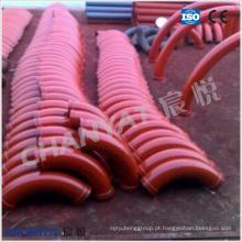 45 Graus 8d Alloy Steel Bend (1.4903, X10CrMoVNb9-1)
