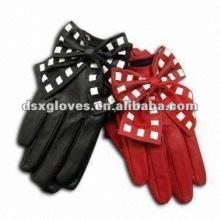 Купить Кожаные перчатки для женщин