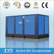 400KW oil injected High Quality marine paint coating ship building Rotary Screw type Compressor for sandblasting