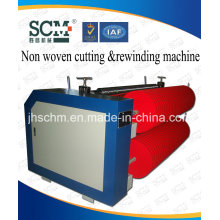 Non Woven Cutting and Rewinding Machine
