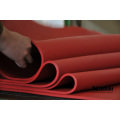 Red Natural Latex Sheet and Rubber Lining
