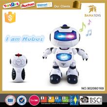 Brinquedos de brinquedo mais quentes e mais novos brinquedos de brinquedos de plástico ABS rc inteligente