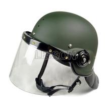 Anti émeute casque de sécurité norme ISO