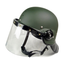 Anti-motim capacete para segurança norma ISO