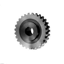 4%NiCrMo Case Hardening Steel Output Worm Gear