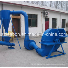 Wood Branch Crusher Wood Crushing Machine