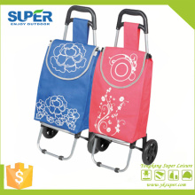 High Quality Folding Collapsible Shopping Trolley (SP-516)