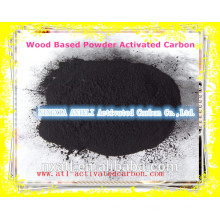 Best quality wood based powder activated carbon