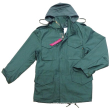 Military Combat M65 Jacket in Nyco