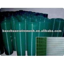 China fabricante malla de alambre soldado fabricante