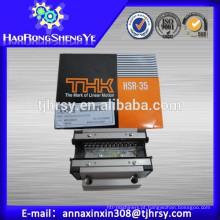 THK bloco de trilho deslizante linear HSR35A, HSR30A, HSR25A