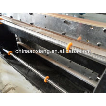 Computer control rolling T-shirt & flat bag making machine machines for making kraft paper bags