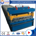 Glazed Roofing Tile Rolling Forming Machine
