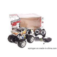R/C Model Bigfoot (with music) Stunt Car