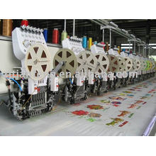 615 Computerized 4 head embroidery machine best price high quality