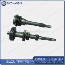 Genuine TFR/TFS Countershaft & Top Shaft Set Z=16 8-94469-524-1,8-94435-160-1