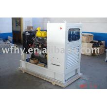 Утверждение качества для дизель-генератора мощностью 50 кВт
