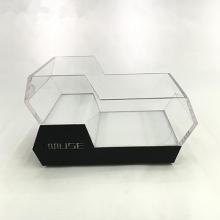 PMMA Weinhalter / Plexiglas Weinflasche Display Rack