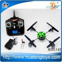 2014 New arrial 2.4g 4ch 4axis rc dji quadcopter helicopter with light H101142