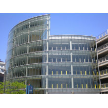 Humidity Proof Low E Double Glass Aluminium Curtain Wall Systems