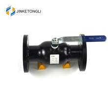 JINKETONGLI All welded Flange ball valve Floating ball valve