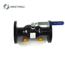 JINKETONGLI All welded Flange ball valve Floating ball valve