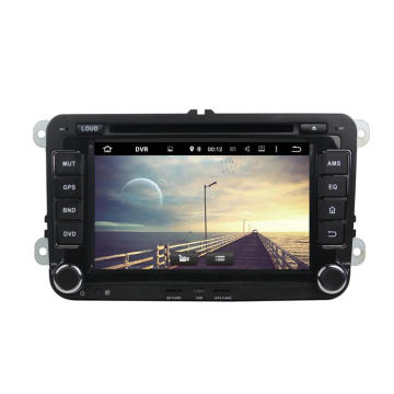 7INCH SCREEN CAR DVD สำหรับ CADDY