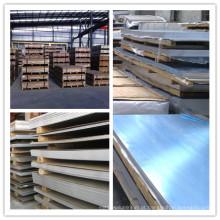 Folha de alumínio de alta qualidade para construção naval