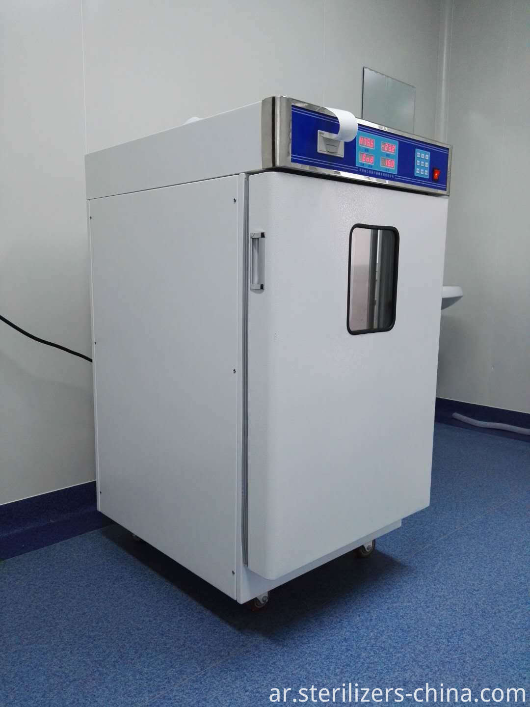 Medical intelligent sterilizer