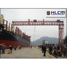 Shipyard Gantry Crane 02