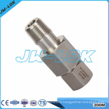 Carbon steel/stainless steel threaded pipe fitting union