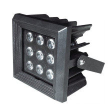 Stage lighting fashionable high bright mini square IP65 flood light 9W