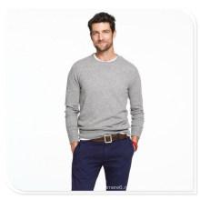 Мужской Кашемировый свитер с длинными рукавами круглый воротник чистый кашемир вязать свитер