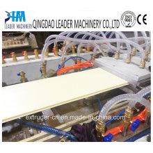 ПВХ Стеновые и потолочные панели Экструзионная завод