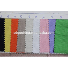 T / C 30/70 tela de lona tejida