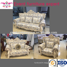 Made in Sinofur Classical luxury sofa sets