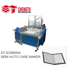 Machine semi-automatique Case Maker