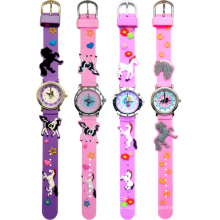 Custom Stainless Steel Watch for Kid&Girls