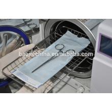 Устранимая жара-запечатывание маникюрный набор стерилизованные мешки