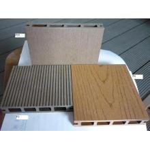 WPC Decking, Decking, composto plástico de madeira